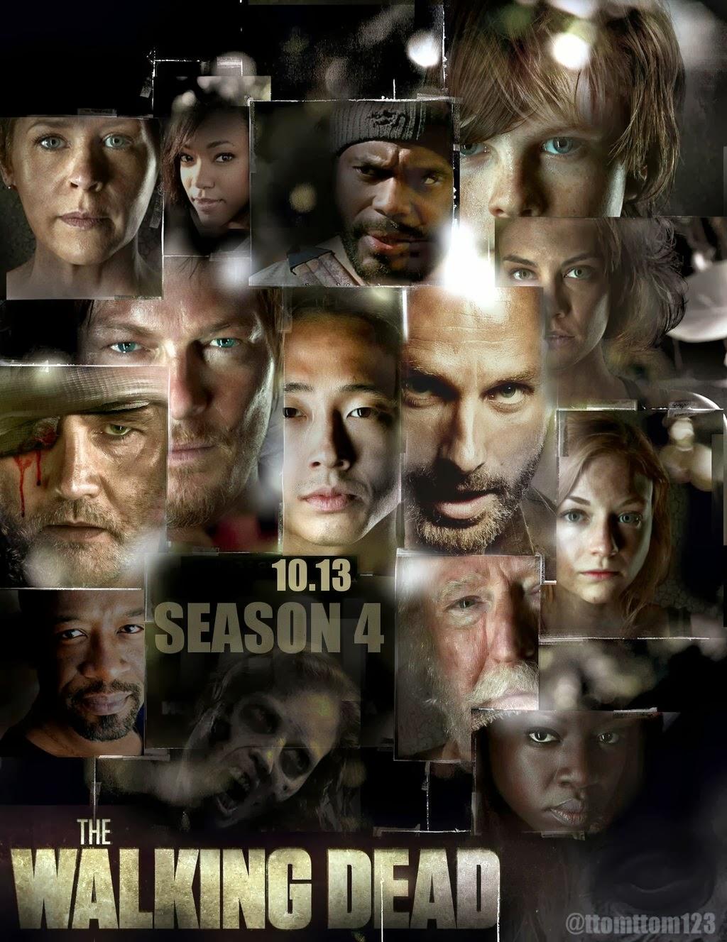 The Walking Dead-Season 4(Los Muertos Caminantes-Temporada 4)[OnLine