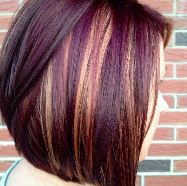 Amazing Multi Colored Highlights The Haircut Web