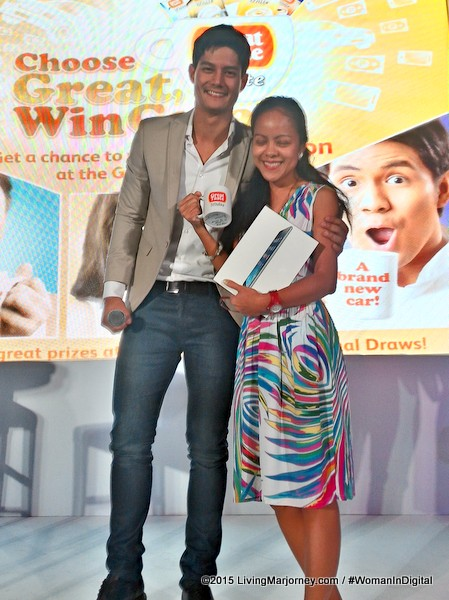 My Great Taste White Coffee Winning Moment w/Daniel Matsunaga