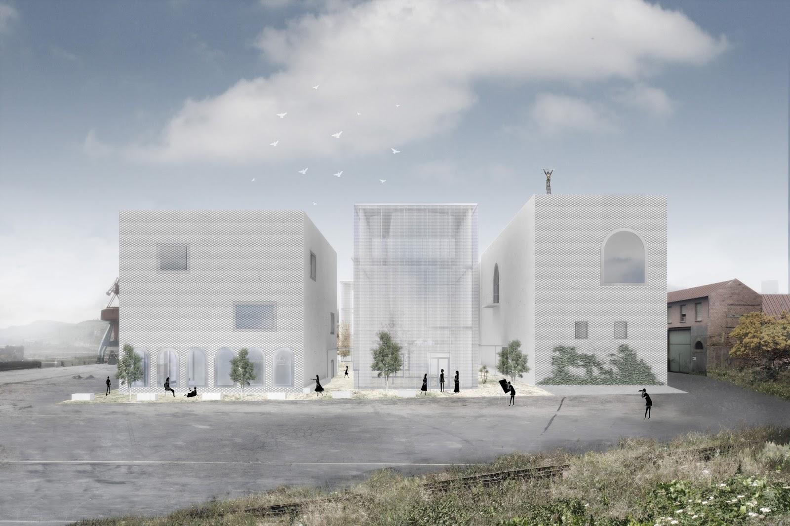 Guggenheim Museum Bilbao Floor Plan A New Holarchic Architecture