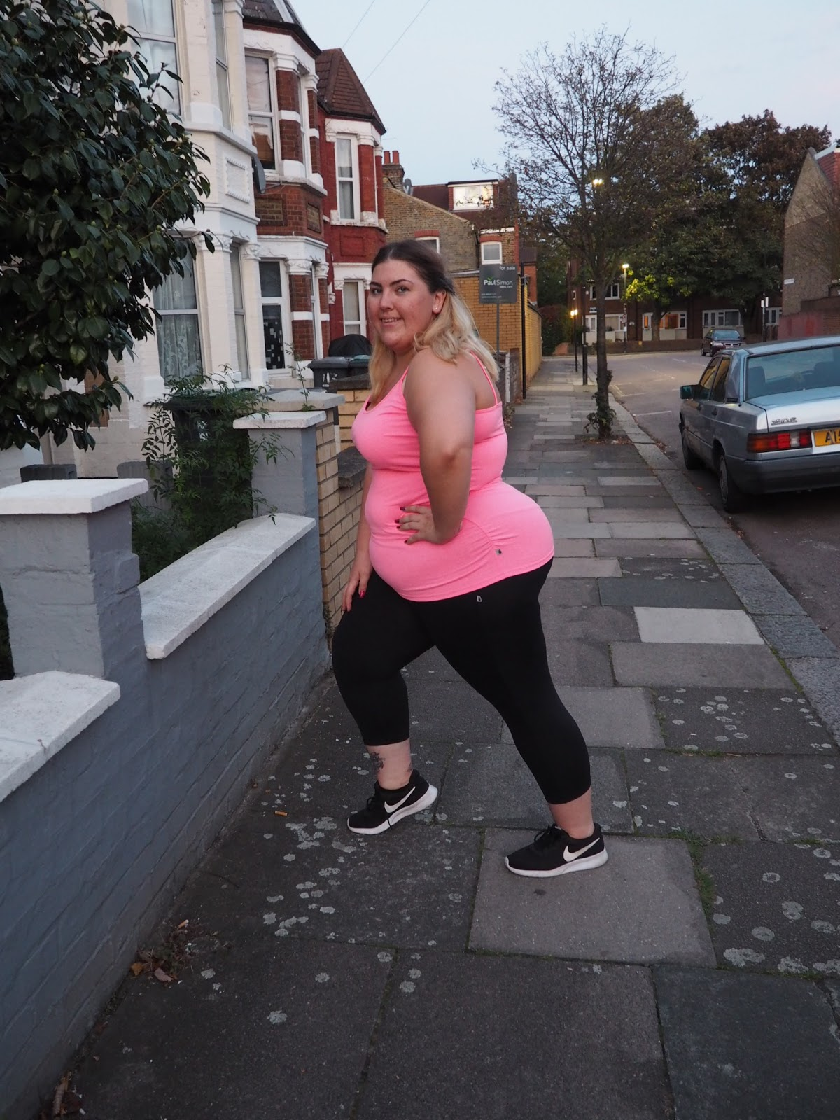 State Of Mind Active Plus Size Fitness Wear Cardifforniagurl