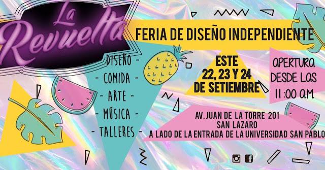 Feria de Diseño Independiente, La Revuelta