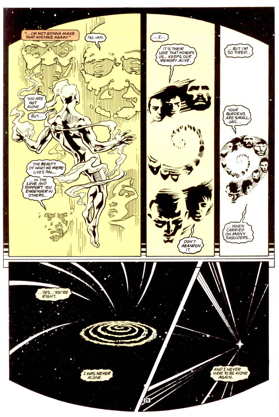 Legion of Super-Heroes (1989) 50 Page 23