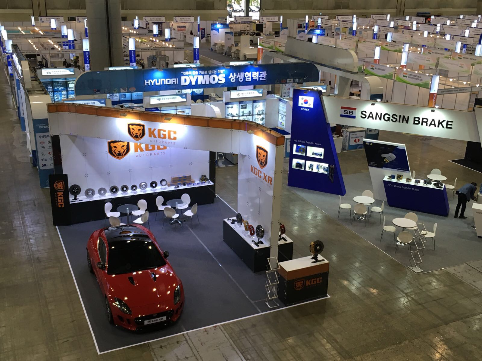 TVI Logistics Is Invited To Visit South Korea To Meet Automotive