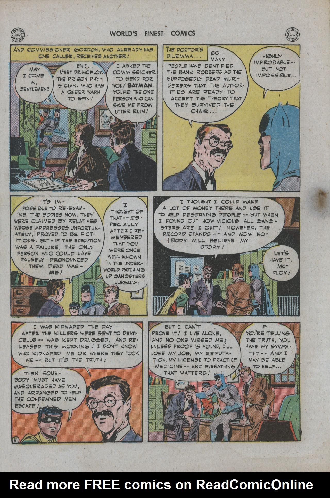Read online World's Finest Comics comic -  Issue #15 - 75