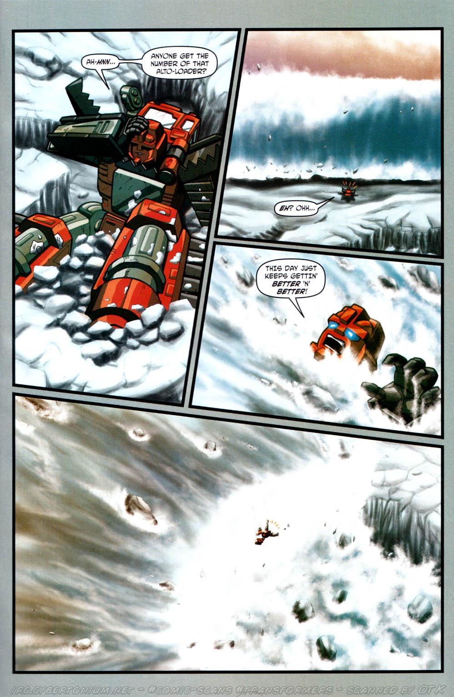 Read online Transformers Armada comic -  Issue #13 - 5