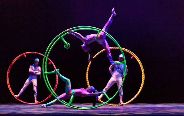 Upcoming and a GIVEAWAY: Cirque Ziva, March 19 at the Fox Theatre, Detroit