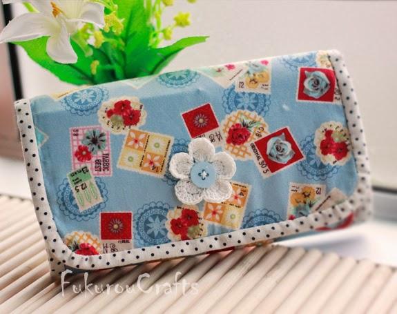 Cute Crochet hook case,  กระเป๋า เคส ที่เก็บเข็ม ใส่เข็ม โครเชต์ น่ารัก