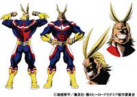 ออลไมท์ (All Might) @ My Hero Academia: Boku no Hero Academia มายฮีโร่ อคาเดเมีย