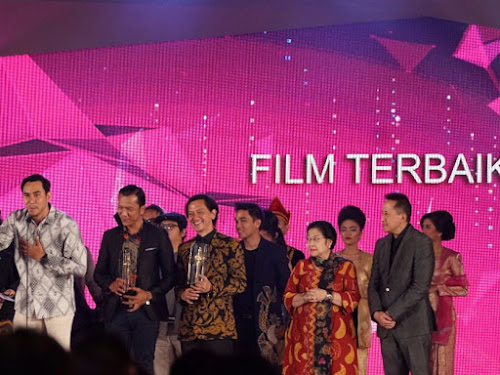 Daftar pemenang FFI 2017