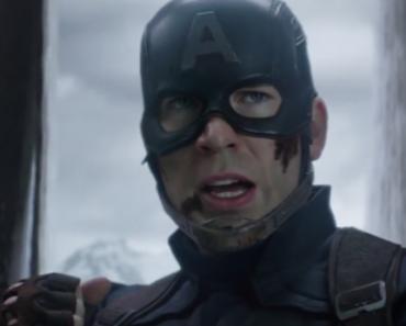 Une surprise dans le nouveau film de Captain America!