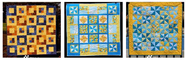 Special scrap quilts