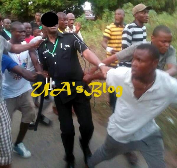 Thugs kidnap, strip DCP FARS in Bayelsa