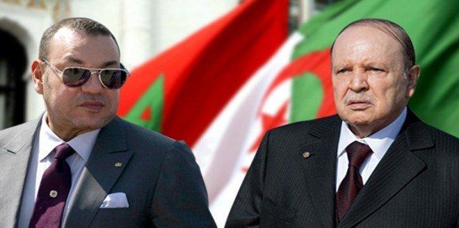 بوتفليقة يهنئ الملك بمناسبة عيد ثورة الملك والشعب