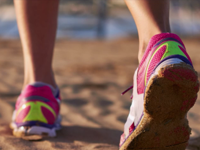 The Right and Healthy Way to Walk and Run