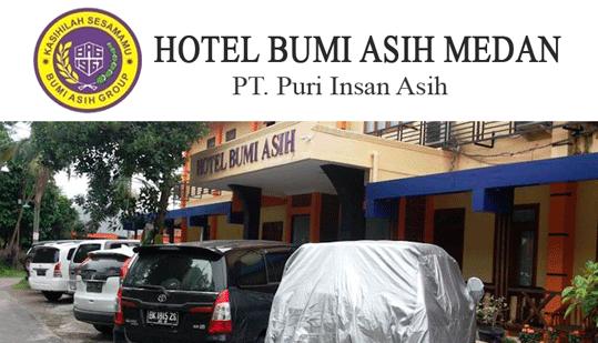 Lowongan Kerja Staff It Hotel Bumi Asih Loker Sumut Update Terpercaya