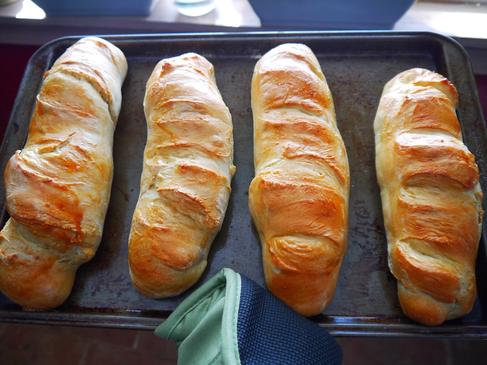 Homemade French Bread Recipe | HuffPost