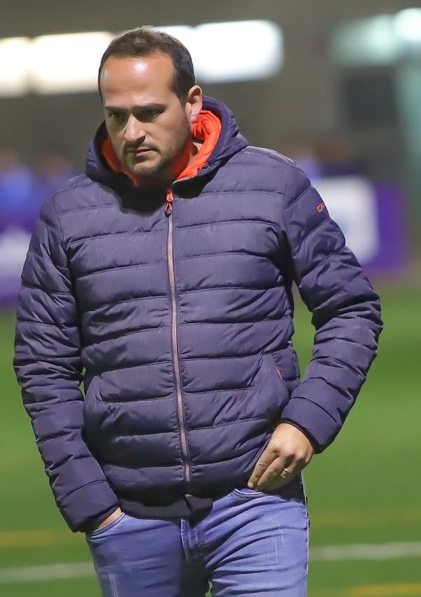 Oficial: El Palamós renueva un año al técnico Juan Mármol