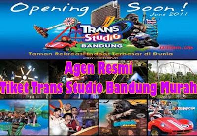 Agen resmi tiket Trans Studio Bandung