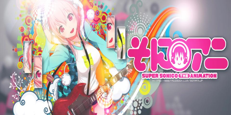 Phim Super Sonico The Animation Full 12/12 VietSub HD | Super Sonico The Animation 2014