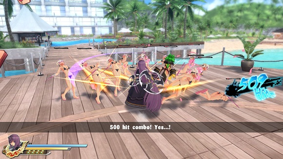 Senran Kagura Estival Versus PC Free Download Screenshot 3