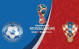 مباراة روسيا و كرواتيا -دور ال8 كأس العالم 2018
