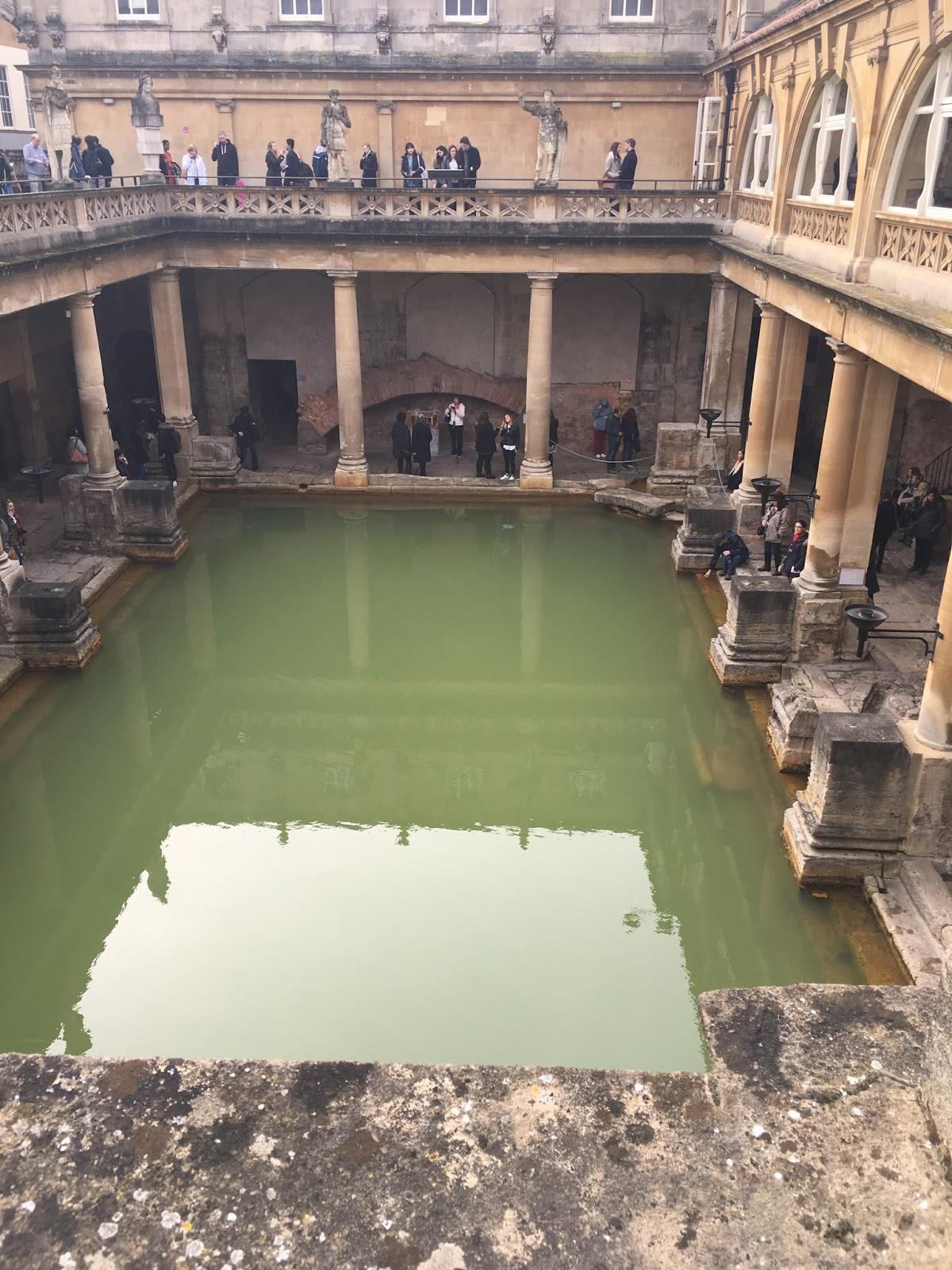 A Lovely Weekend In Bath