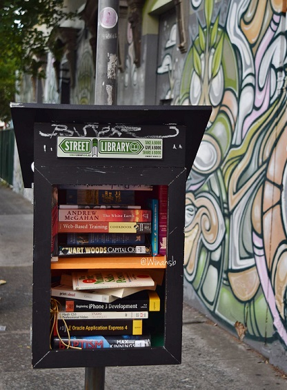 Newtown Street Library