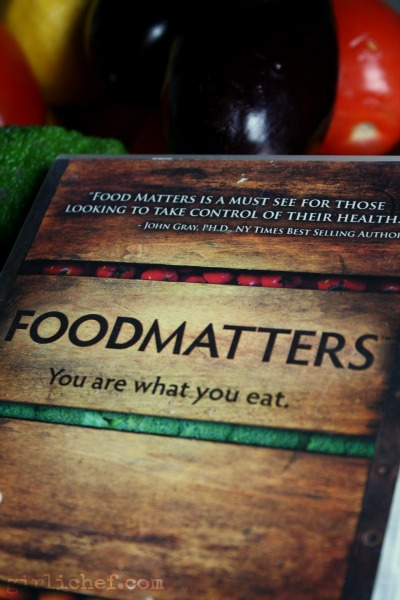 inspired by Food Matters | www.girlichef.com