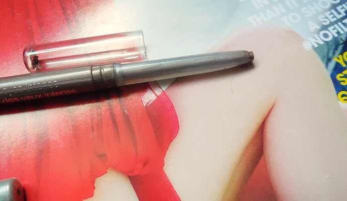 clinique quickliner for eyes in intense truffle review