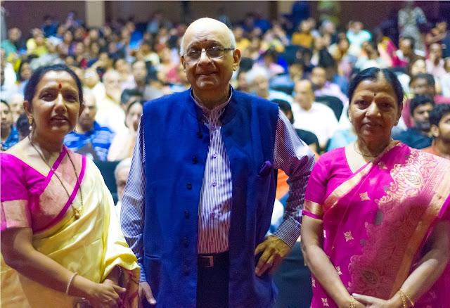 Kaushalya Reddy, Lalit Mansingh and Radha Reddy