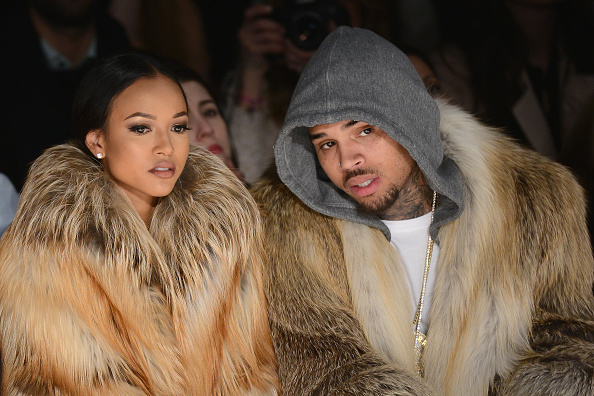 Chris Brown, Ordered To Stay Away From Karrueche Tran, After He Threatened To Kill Her