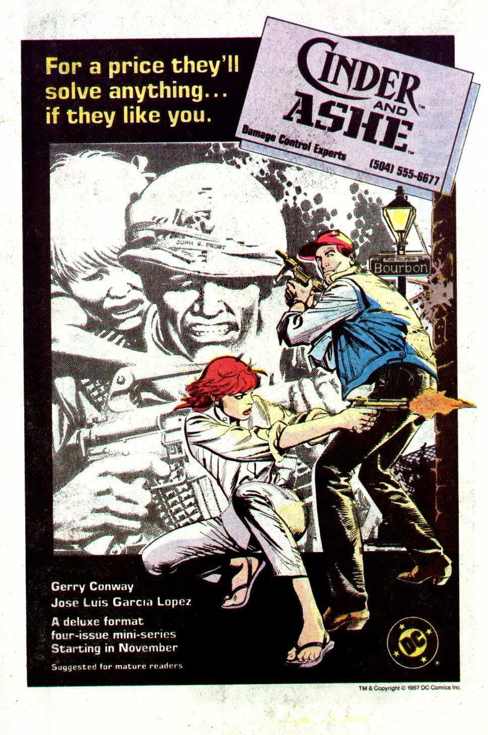 Read online Secret Origins (1986) comic -  Issue #23 - 10