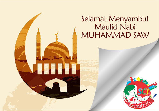 Selamat Menyambut Maulid Nabi Muhammad SAW - 2016  SCI Pusat
