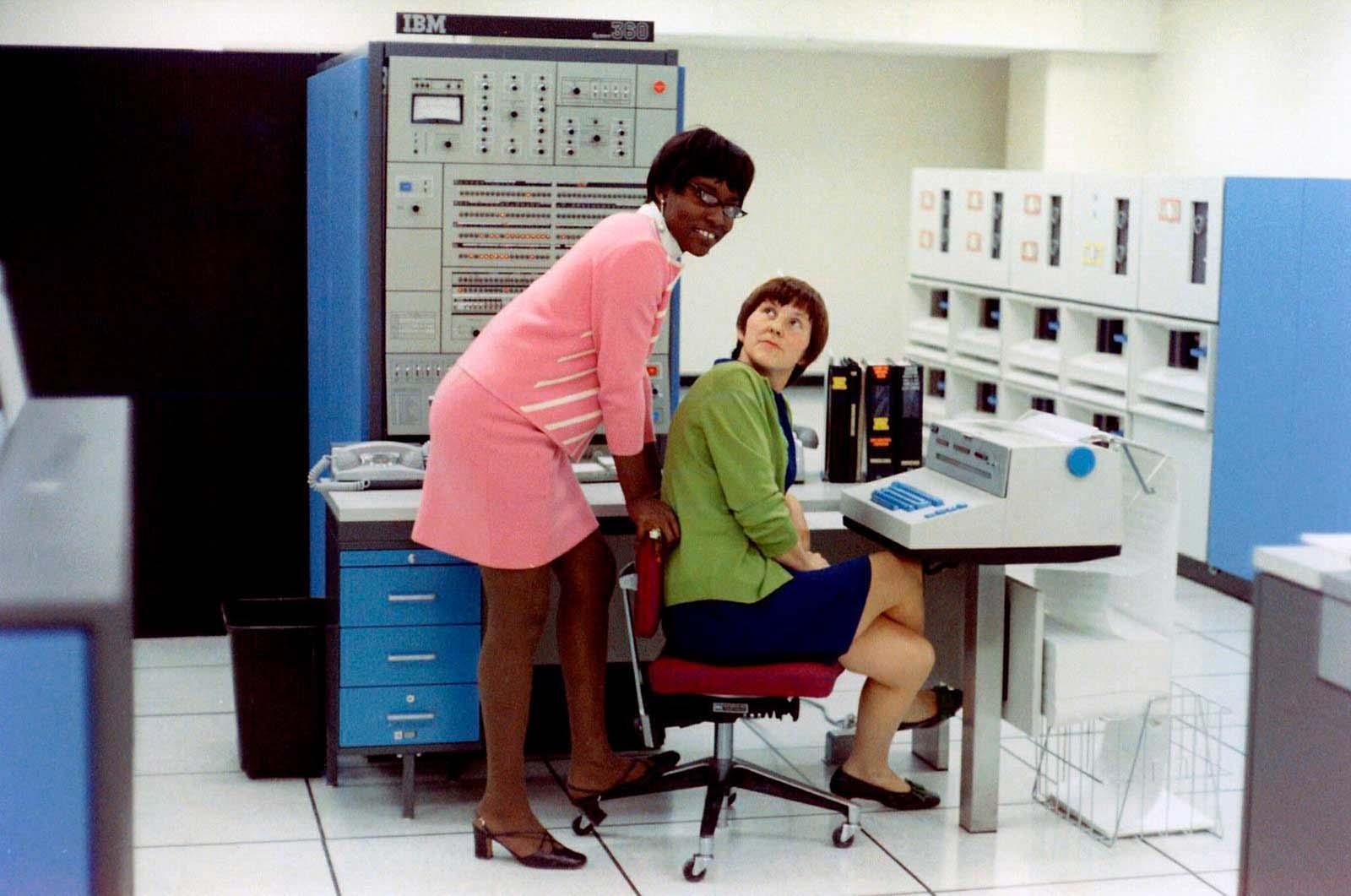Computer Operators.