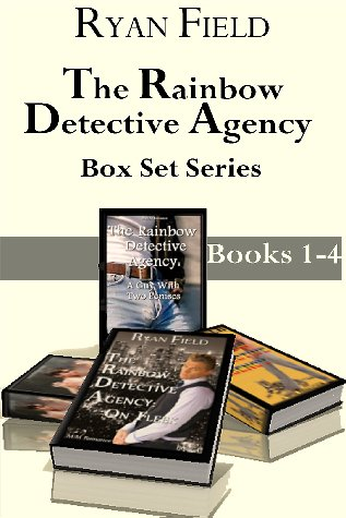 The Rainbow Detective Agency Box Set