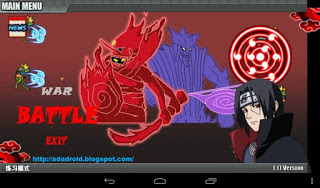 Naruto Senki Mod ITACHI ADVENTURE v1.17 By Reza Apk Free Download Latest Version
