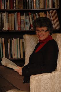 Author Allie Cresswell