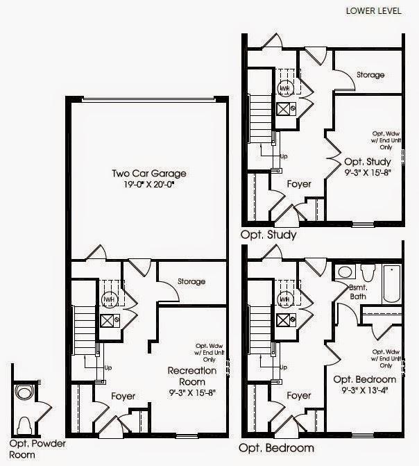 Ryan homes mozart model floor plan thefloors co for Completely open floor plans