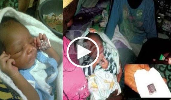 [VIDEO] Baru Sebentar Tadi. KUASA ALLAH. Bayi LAHIR sambil Membawa AL QURAN. Ucapkanlah SUBHANALLAH lepas tengok Video ini
