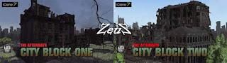 Iclone CityBlock - Aftermath City