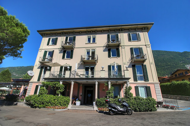 Hotel Lenno Como Italia