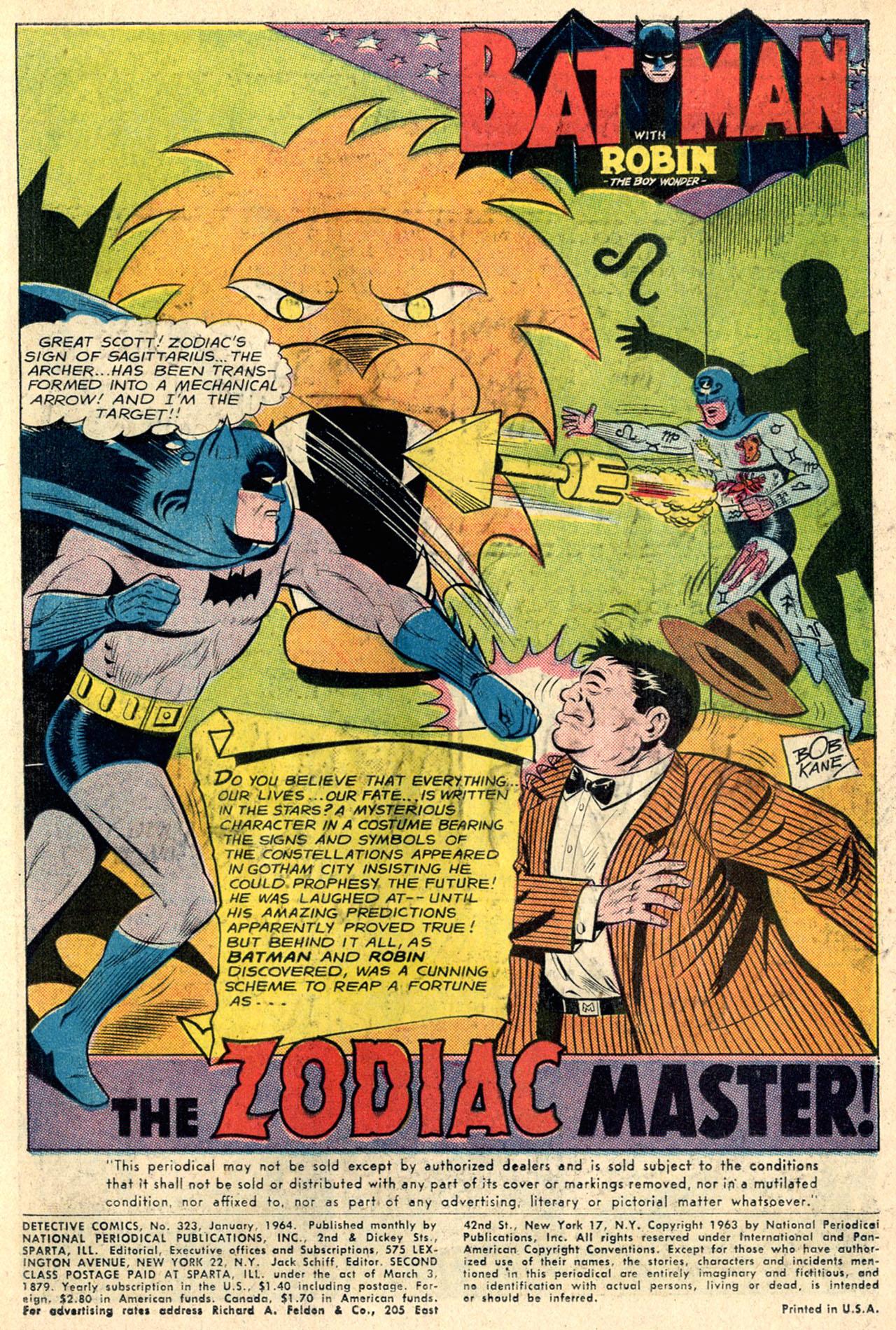 Detective Comics (1937) 323 Page 2
