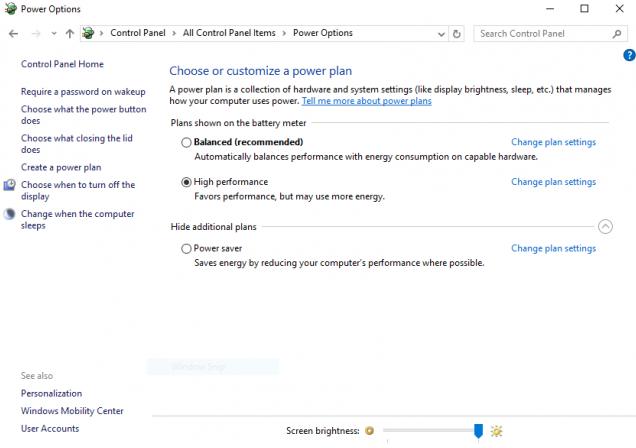 Cara Mudah Menampilkan/Mengatasi Fitur Tombol Sleep Di Windows 10