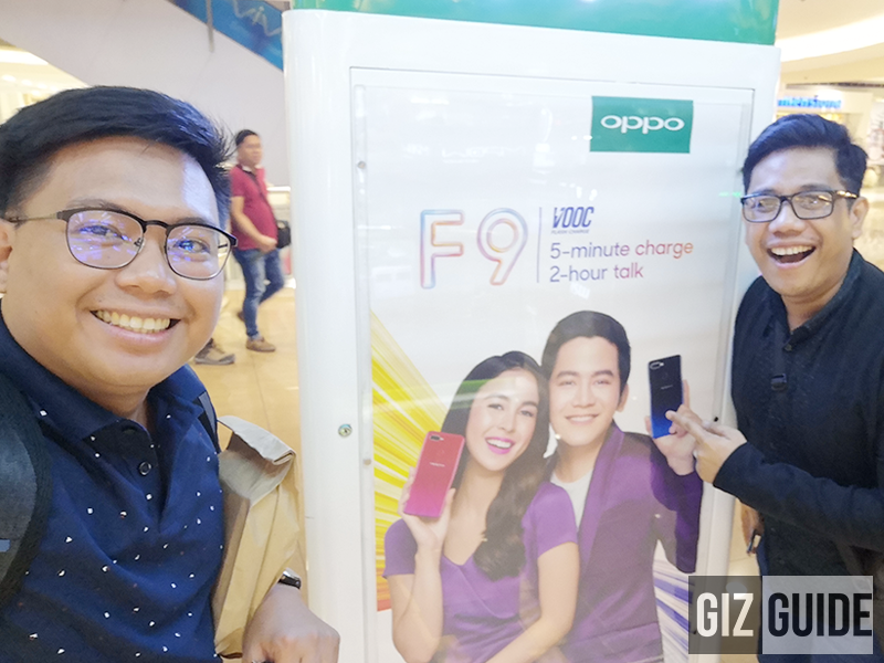 OPPO F9 story got 8,118 hits as of writing