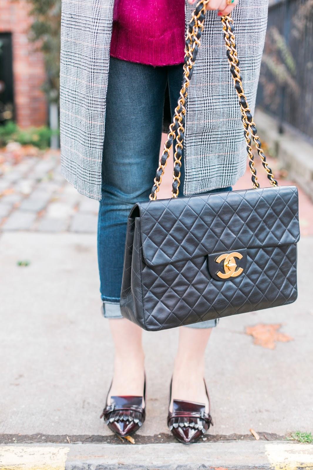 Bijuleni - Vintage Chanel handbag