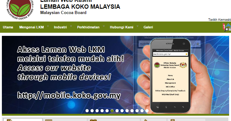 Rasmi Jawatan Kosong Koko Lembaga Koko Malaysia Terkini 2019 Jawatan Kosong Kerajaan Swasta Terkini 2020