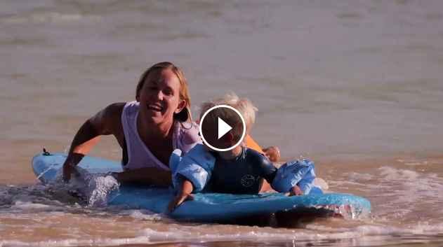 Waves of Joy at the Surf Ranch
