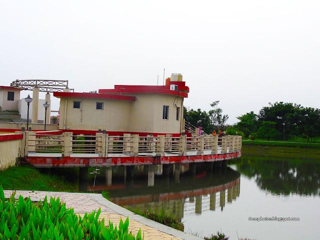 Amphitheatre, Eco Tourism Park, Kolkata