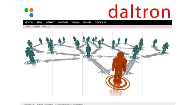 Daltron website